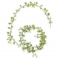 Guirnalda de hojas 125cm