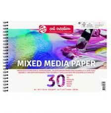 Bloc Técnicas mixtas Art Creation 30 hojas 250 g/m2. A4