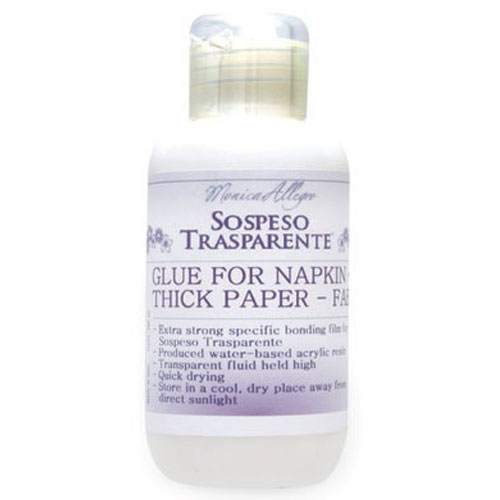 Decoupage glue for paper and cloth 100 ml