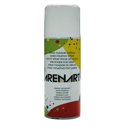Vernis spray satinat 200ml