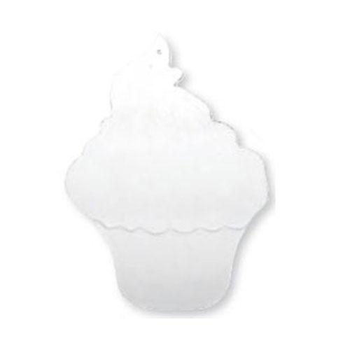 Porcion pastel colgar de carton 15x11 cm