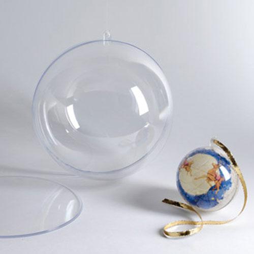 Bola metacrilato con division 8 cm
