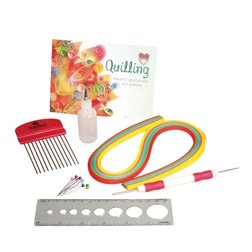 Quilling kit initiation