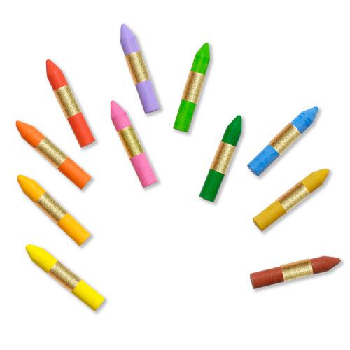Ceras manley cajas 12 unidades. 57 colores diferentes