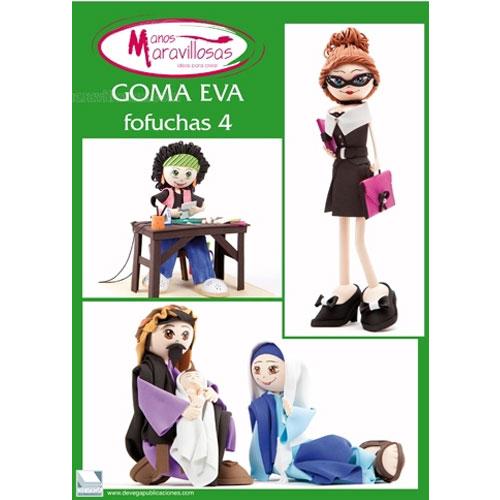 Revista Goma Eva. Fofuchas 4