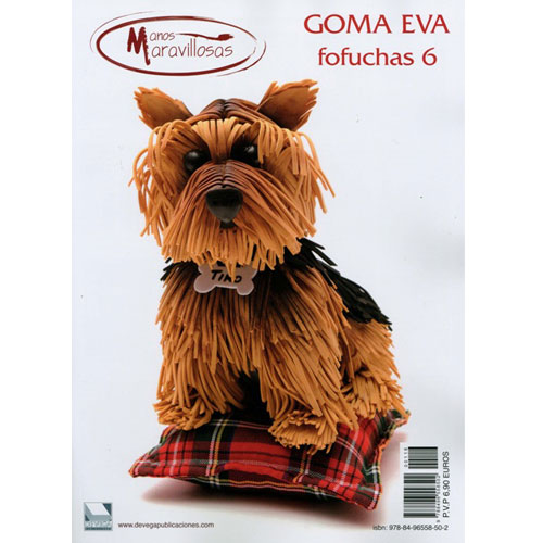 Revista Goma Eva. Fofuchas 6