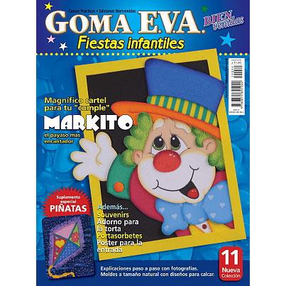 Revista Goma Eva Fiestas Infantiles 11