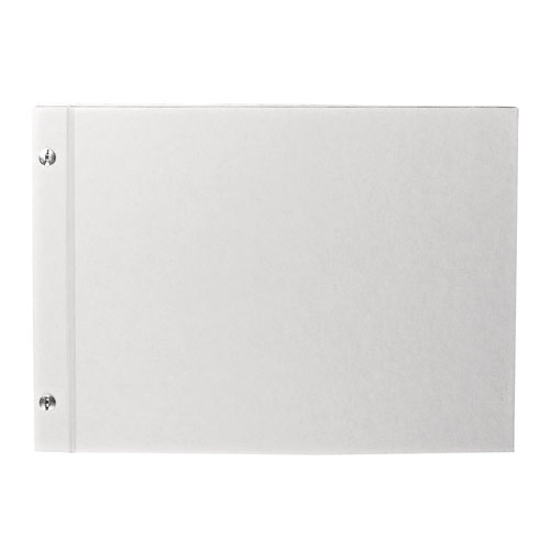 White Album A4. 25 sheets