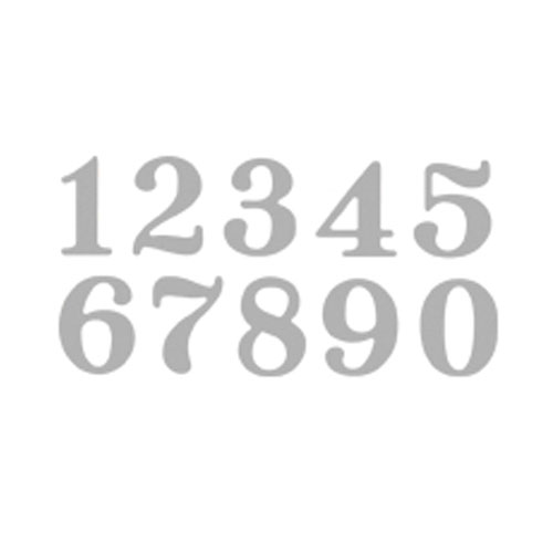 Troquel Small Numbers
