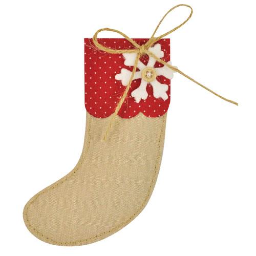 Sizzix Bigz - Christmas Stocking