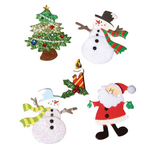 Deco stickers Muñecos Nieve y más