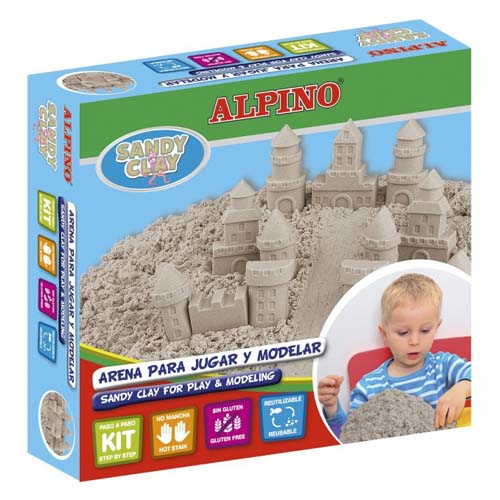 Sandy Clay Alpino Castillos