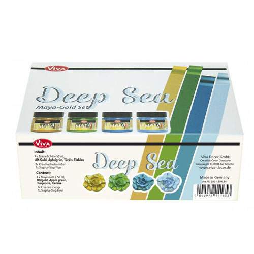 Kit Maya Gold Deep Sea