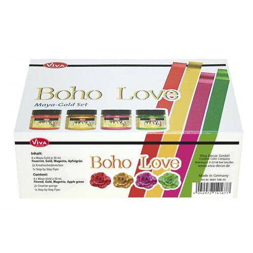 Kit Maya Gold Boho Love