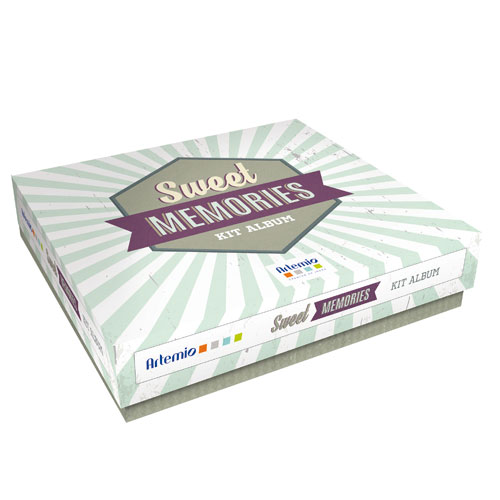 Kit Smasch Book Memories. Artemio