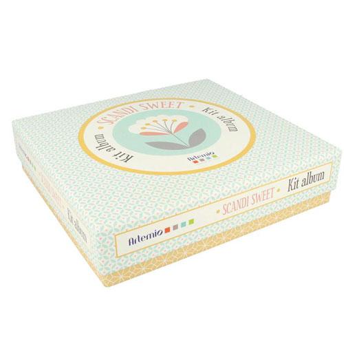 Kit Smasch Book Scandi Sweet. Artemio
