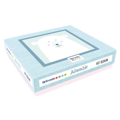 Kit Smasch Book Adorable. Artemio