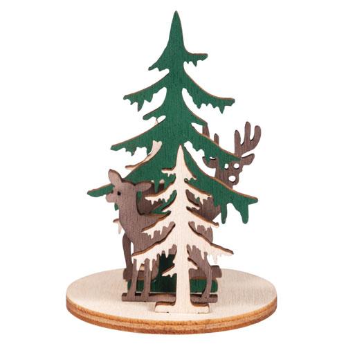 Kit montage Arbol Navidad Ø 3 cm