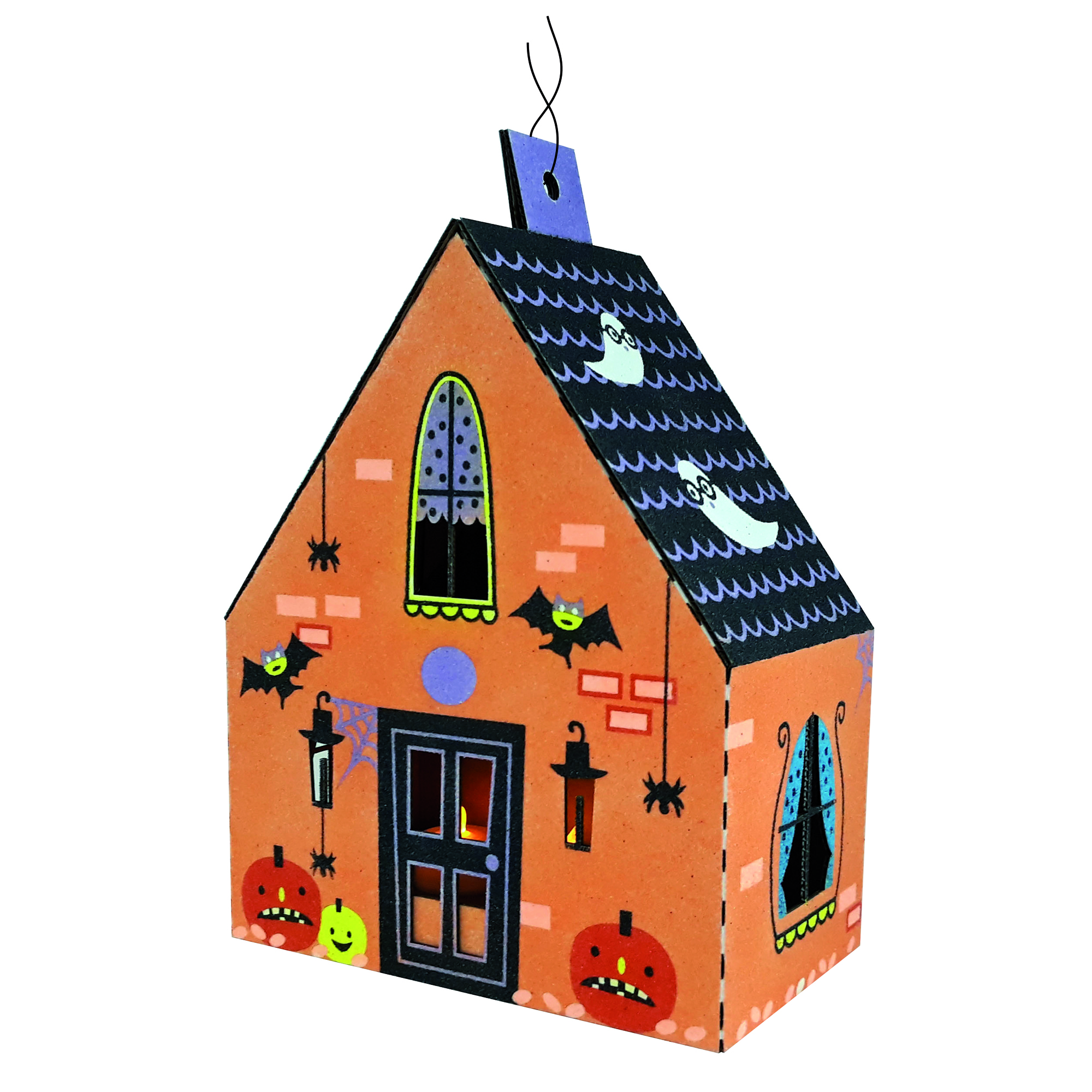 Sand Painting Monster House