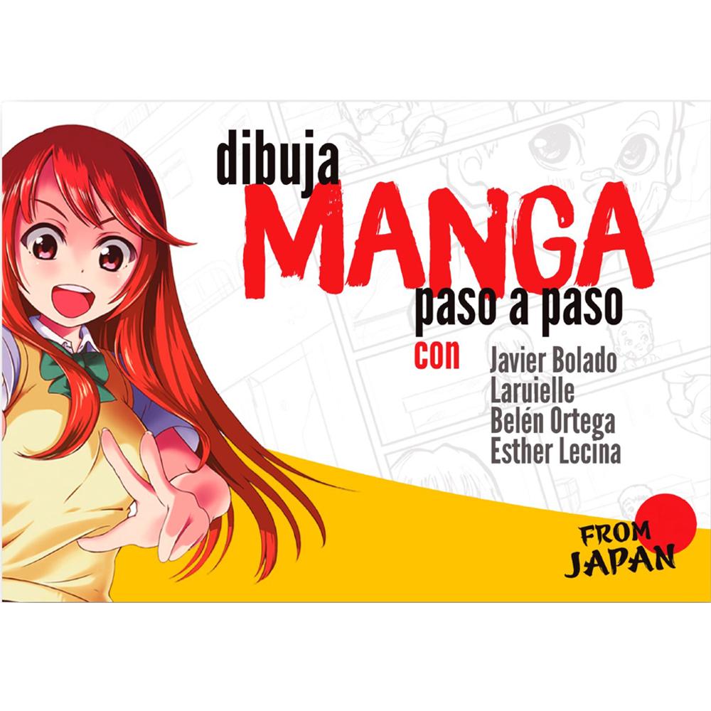Libro Dibuja Mango Paso a Paso