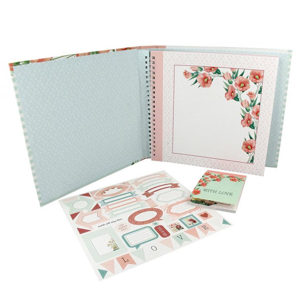 Kit Album Secret Garden