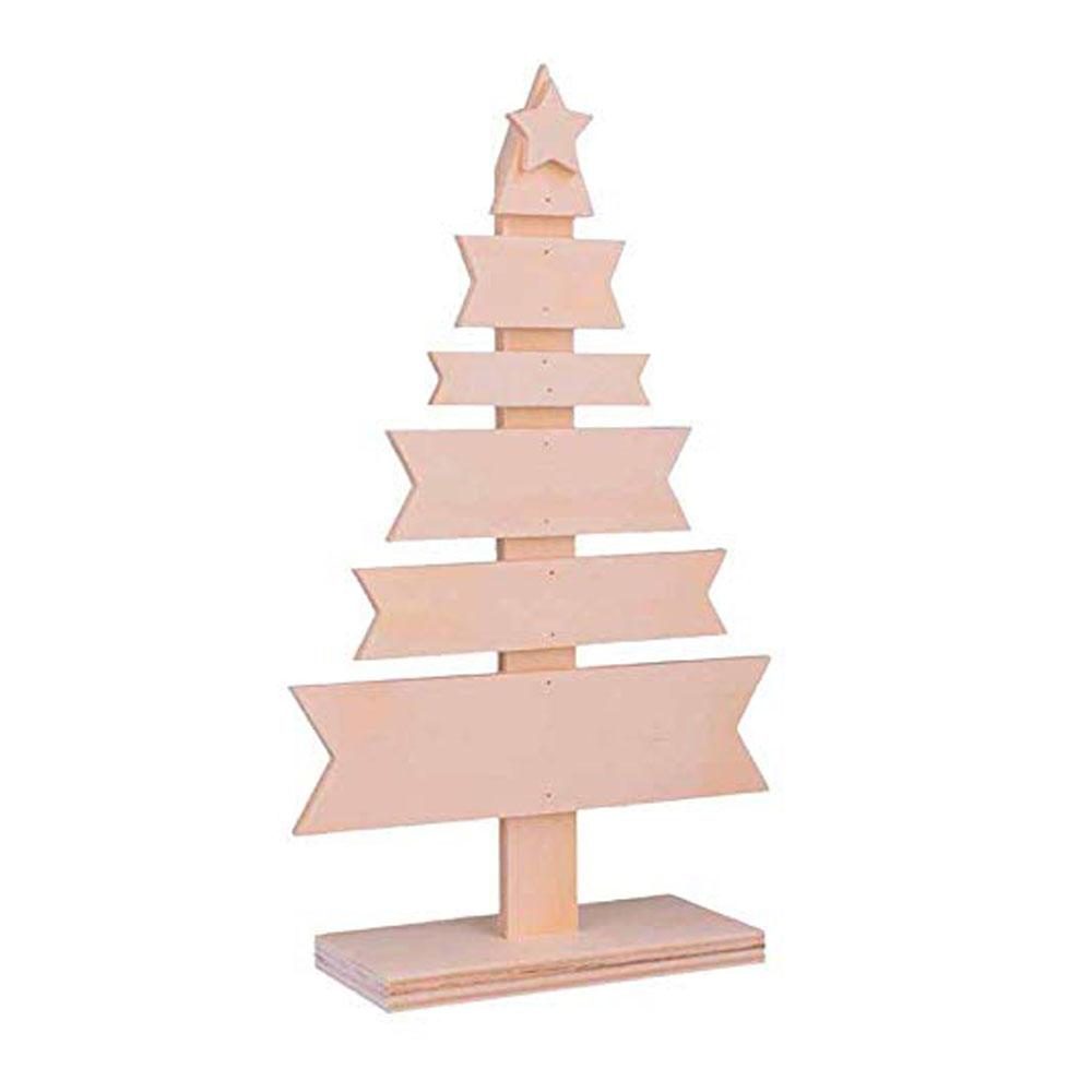 Arbol Navidad 11x23x50 cm