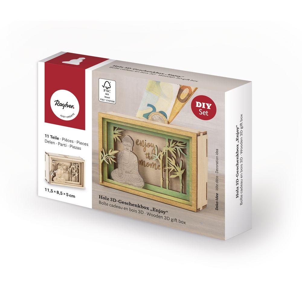 Tu historia en una caja - Buda